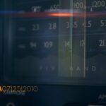 Das Radio als zentrales Element im Intro.