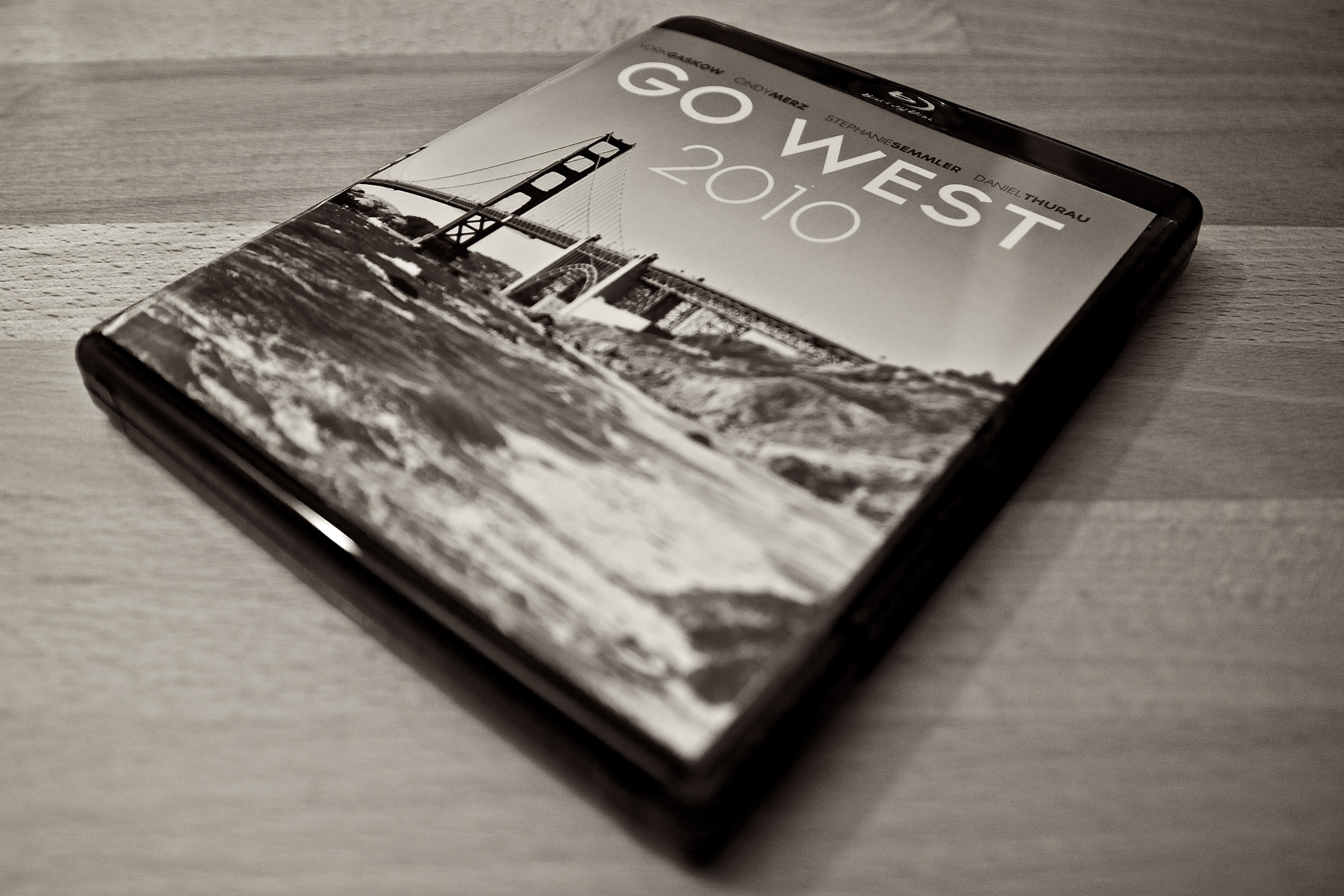 Go West 2010 BluRay