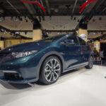Der neue Honda Civic