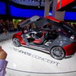 Ford Concept Fahrzeug