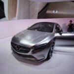 Die neue A-Klasse - Concept Fahrzeug