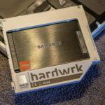 Samsung SSD im hardwrk Adapter.