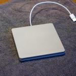 Das fertige externe DVD Laufwerk mit USB Anschluss.