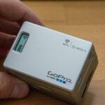 Wi-Fi BacPac an GoPro Hero 2