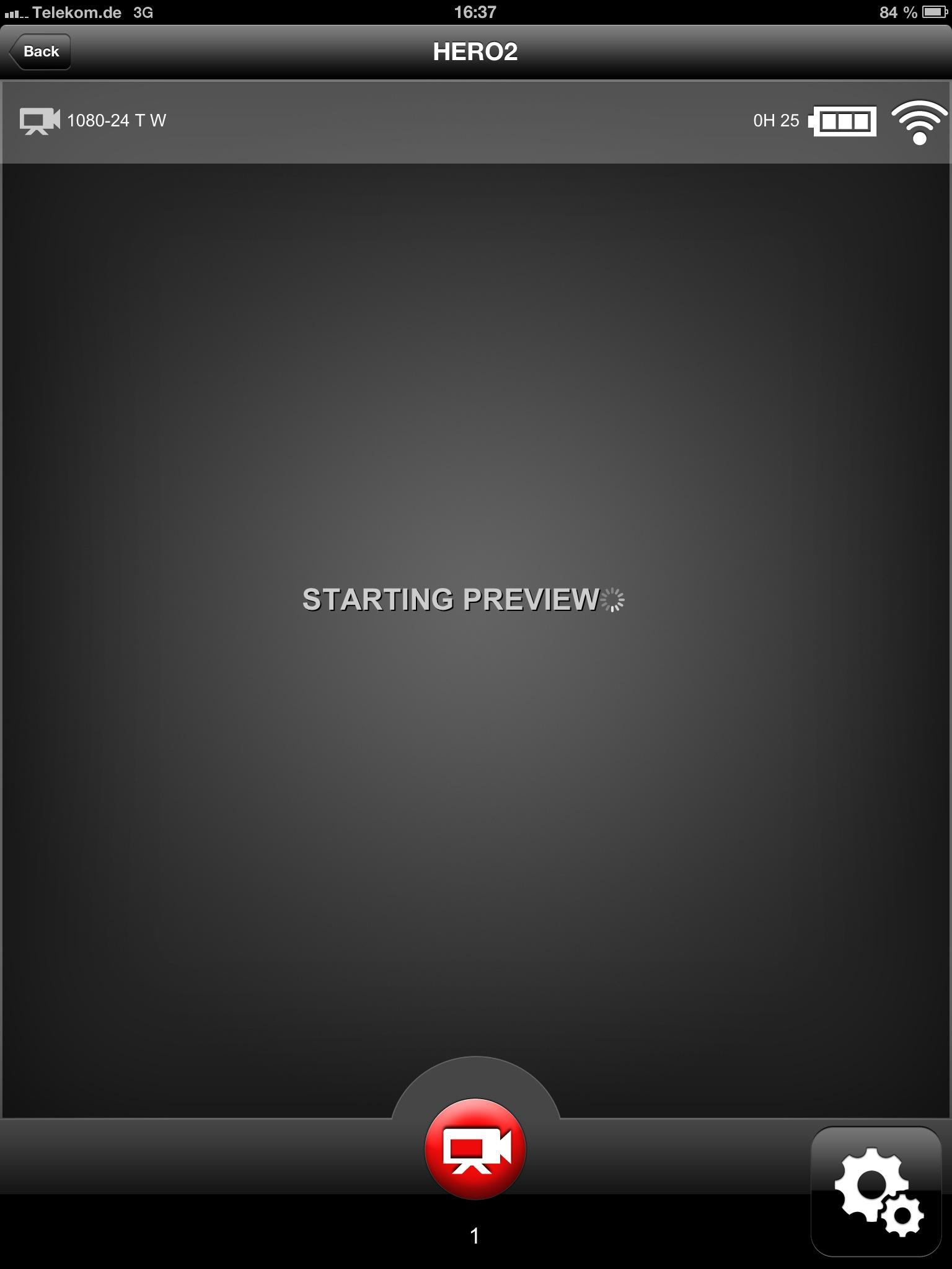 GoPro WiFi App
