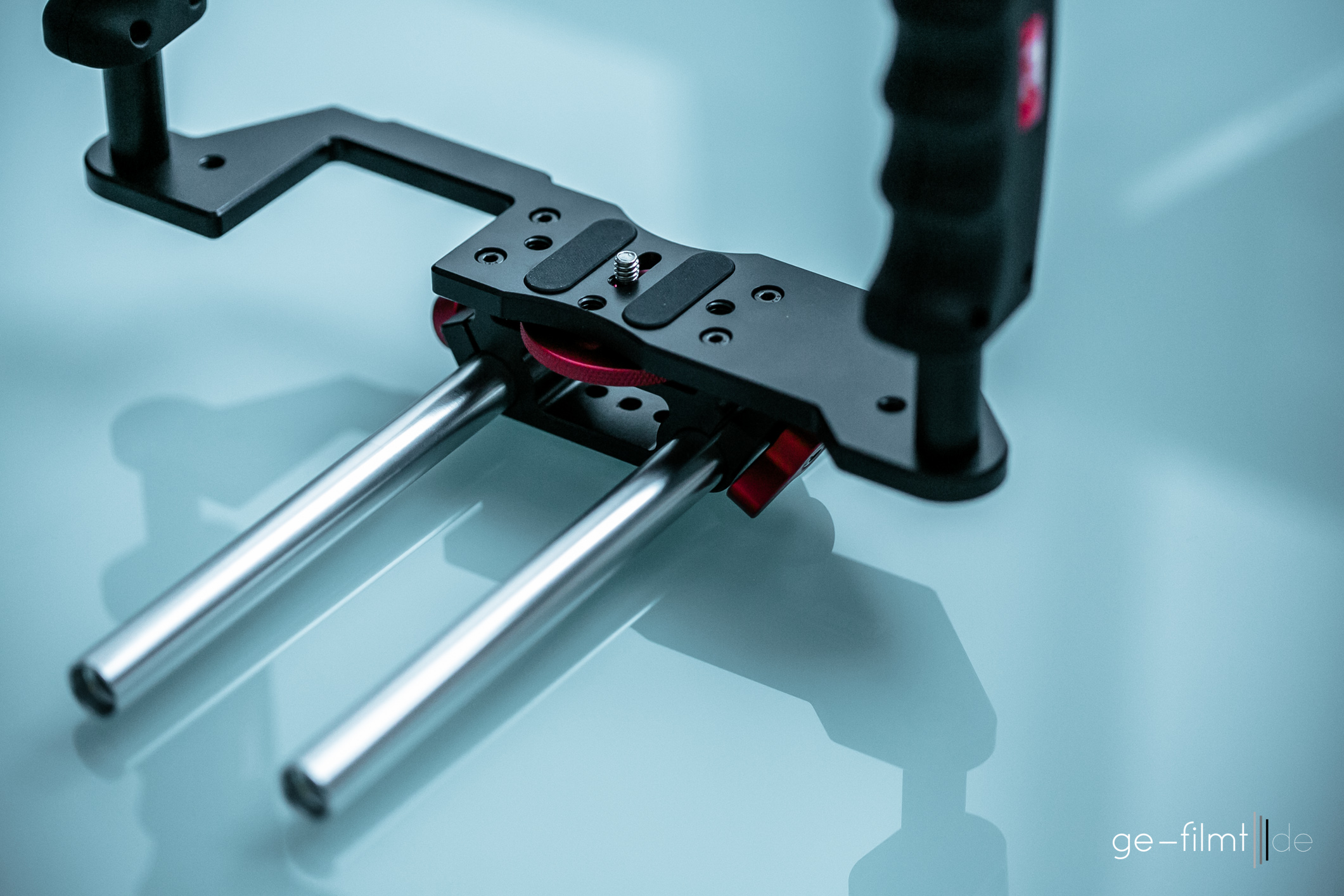 Gearbox DSLR Cage – Ein Review
