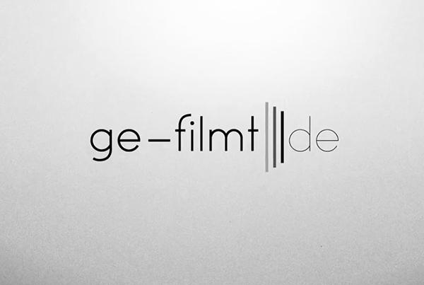 Ge-filmt.de – Das Showreel 2012