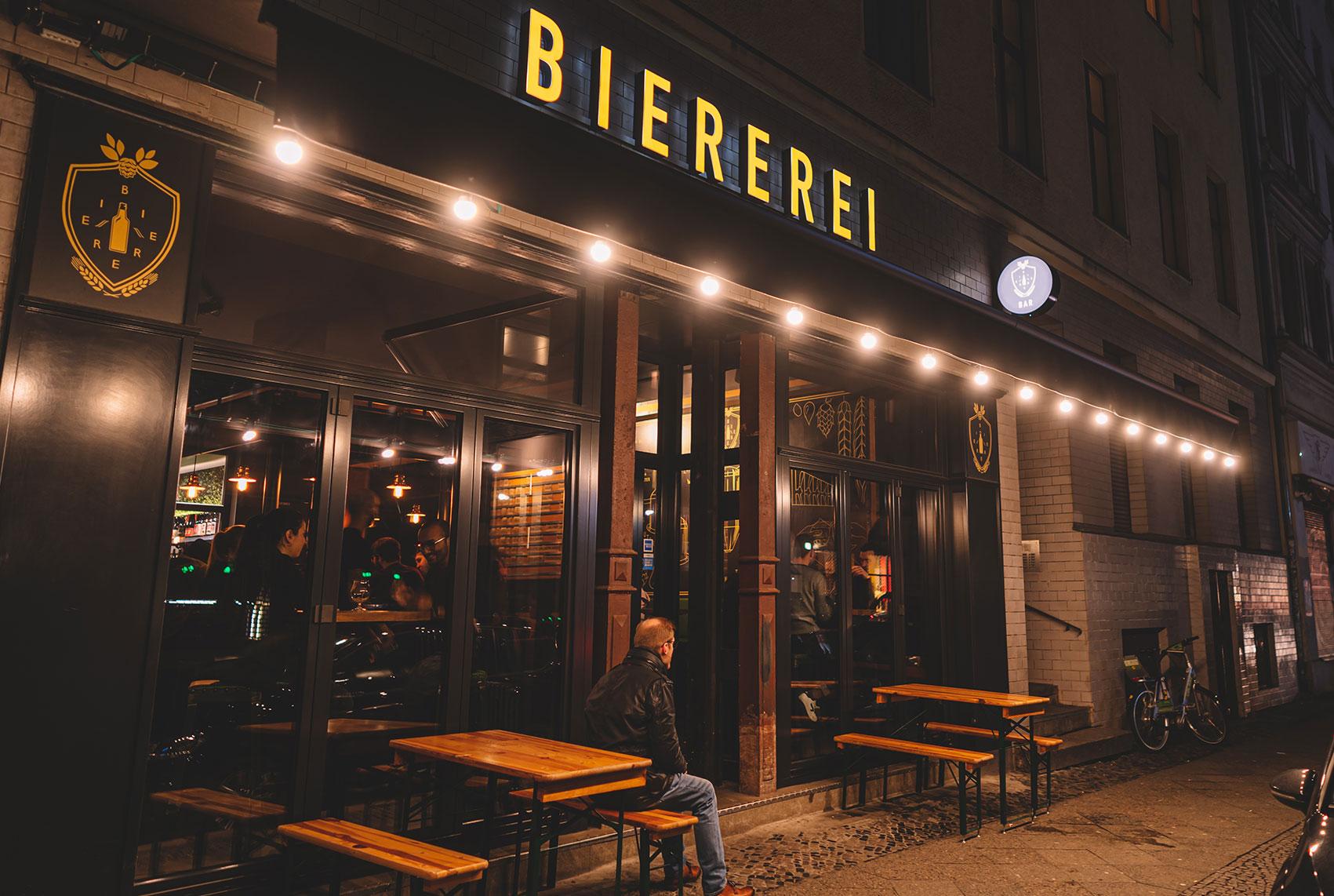 Biererei Bar Berlin 2020