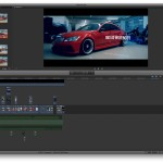 Das Projekt in Final Cut Pro X