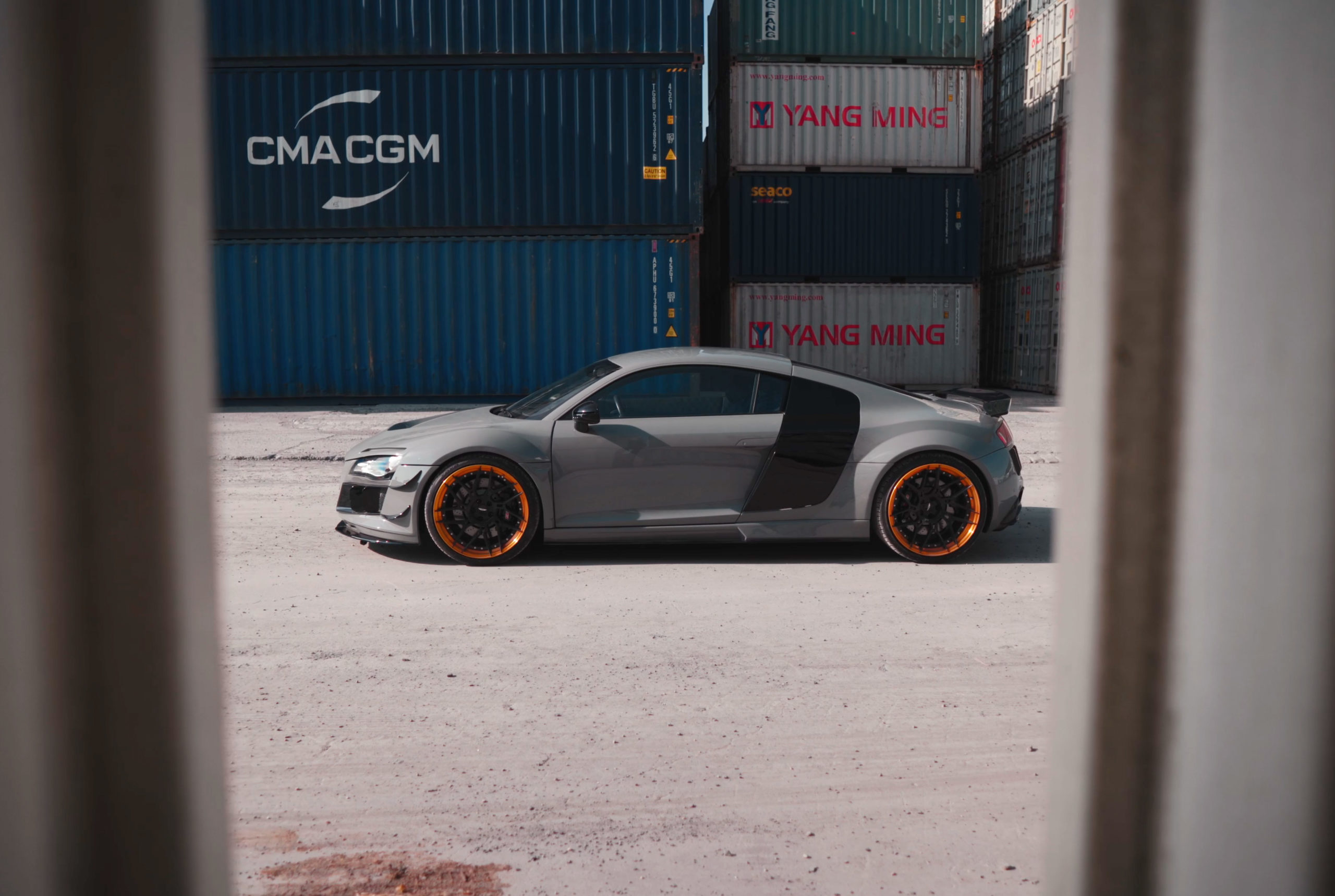 G&B Design – R8 V42 Stage 1 Widebody Aerodynamic Car Porn