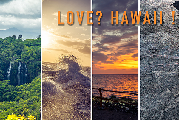 Travel Vlog – Love? Hawaii!