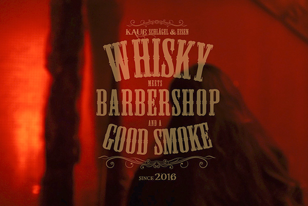 Eventvideo – Whisky meets Barbershop and a good smoke